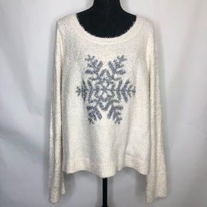 Lauren Conrad woman's super soft sweater